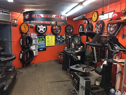 Photo of Tire Service Center